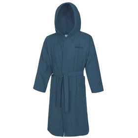 speedo Microterry Bathrobe Unisex navy
